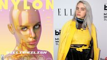 Billie Eilish calls out magazine for running topless cover without her consent