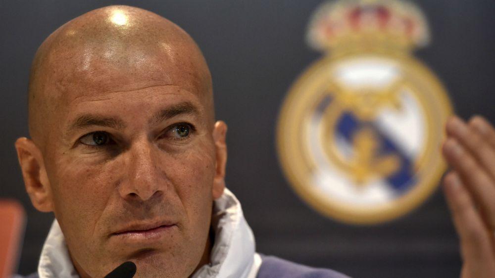 "Zidane: ""Llegamos al final de temporada de puta madre"""