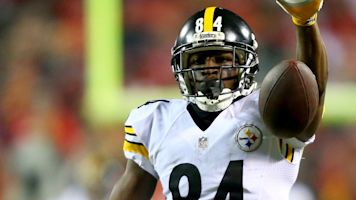 Here's when Steelers will step in with Brown