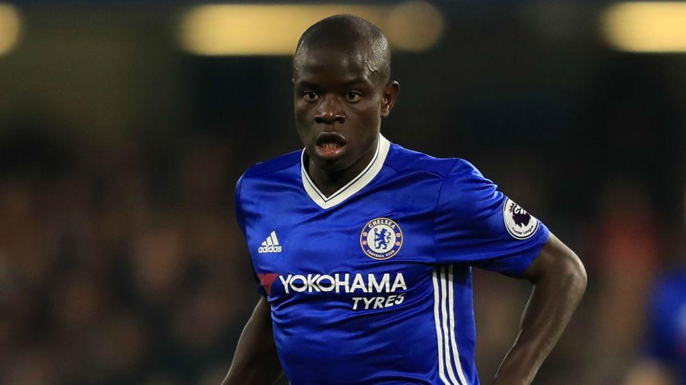 N' Golo Kanté, mejor jugador de la Premier