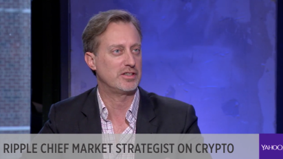 Ripple's chief market strategist on crypto