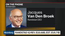 Randstad CEO Van Den Broeke Sees Good Start to the Year
