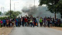 EU slams 'disproportionate' use of force in Zimbabwe