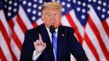 """""""Es una mala estrategia"""": los republicanos críticos con la acusación de fraude que hace Trump"""