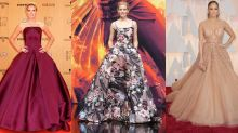 The Return Of The Ballgown: The Biggest And Best Red Carpet Dresses Of 2015