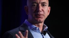 Jeff Bezos Says He's Using Amazon 'Lottery Winnings' to Put Humans in Space