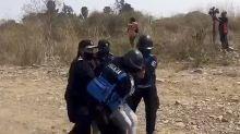Jujuy: la policía desalojó a integrantes de una comunidad aborigen y detuvo a una funcionaria nacional