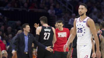 Latest NBA beef: Simmons vs. Nurkic