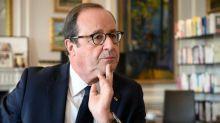 """François Hollande veut """"travailler"""" à """"une nouvelle force politique"""" pour 2022"""