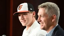 Five Orioles prospects are in the Baseball America Top 100. The next step? Getting a homegrown infielder on the list.