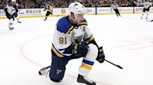 Vladimir Tarasenko expected to play in Game 6 after birth of his son