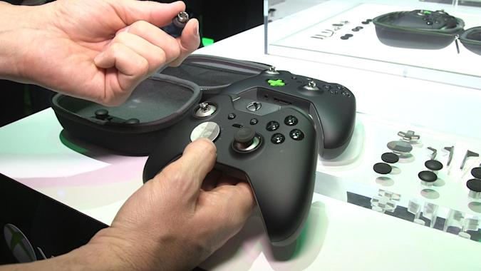 Microsoft watched gamers at home to design the new Xbox Elite controller