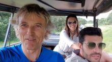 Las imágenes del viaje de Paula Echevarría y Miguel Torres a África con Jesús Calleja