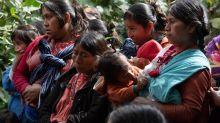 Más de 2.000 desplazados quedan a su suerte en el estado mexicano de Chiapas