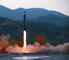 North Korea Says New Missile Is An IRBM, South Korea Denies Claims