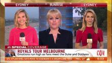 Royals back in Sydney