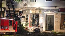Sonnenallee: Brand in Neuköllner Imbiss möglicherweise rechter Angriff