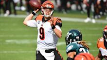 Bengals' Joe Burrow admits the Eagles taught him an important rookie lesson