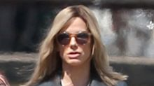 Sandra Bullock Goes Back to the Blond Side for a New Movie