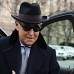 Roger Stone Gets Locked Up