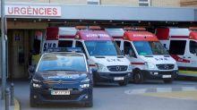 Herido grave un niño de 12 años al caer desde un hinchable en Castellón