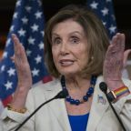 House Speaker Pelosi says evidence is clear: Trump used office for personal gain