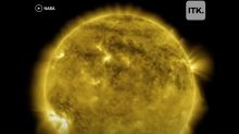 NASA releases spectacular 10-year timelapse video of the sun