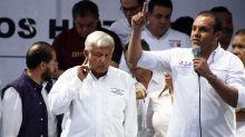 Cuauhtémoc Blanco, el primer rebelde del plan de López Obrador