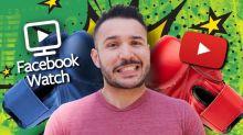 Facebook Watch vs. YouTube: ¡ESTO ES LA GUERRA! Vidcon 2019