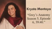 Teen Uses 'Grey's Anatomy' For Secret Yearbook Message About Being Gay