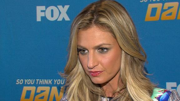 Erin Andrews Talks Guest Judging 'So You Think You Can Dance'