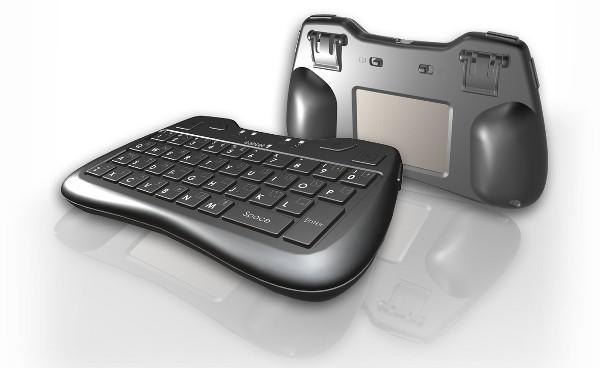 Bluetooth Thumb Keyboard apes Backflip, may or may not be shipping now