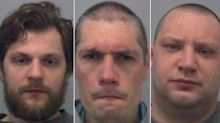 Prisoners tried to behead inmate after stabbing him to death in prison yard