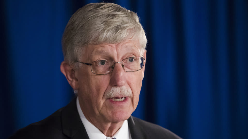 NIH director: Agency is looking at alcohol industry