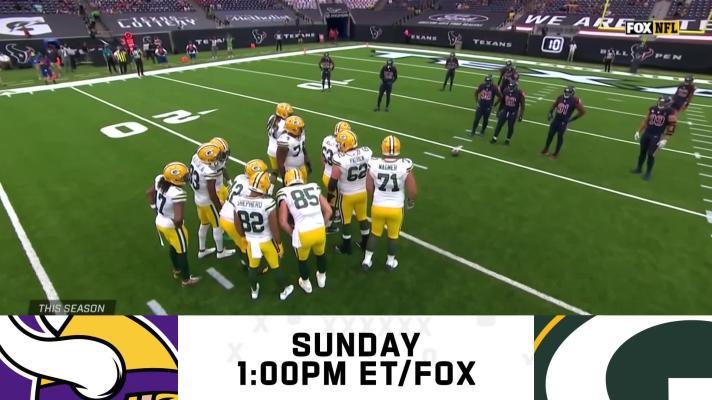 Vikings vs. Packers preview | Week 8