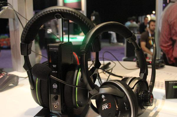 Turtle Beach XP500 and PX3 gaming headsets hands-on