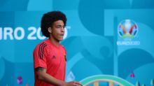 Soccer-'Miracle man' Witsel back for Belgium after determined recovery