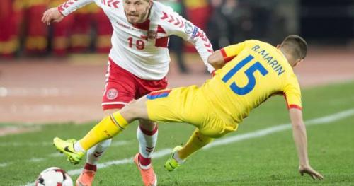 Foot - CM - Gr. E. - Qualifications du Mondial 2018 : le Danemark tenu en échec par la Roumanie