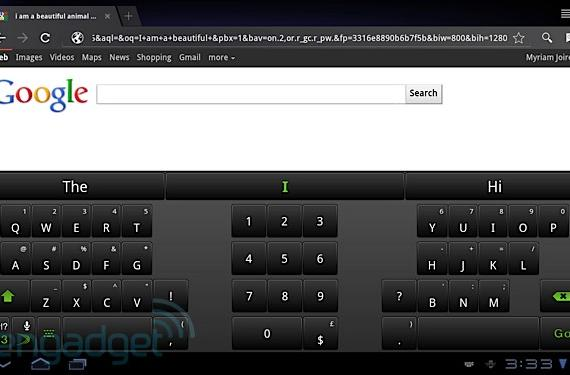 SwiftKey X virtual keyboard launches for Android tablets, we go hands-on (video)
