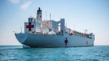 US Navy hospital ship to head to Colombia amid Venezuelan humanitarian crisis