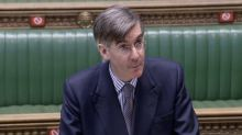 Rees-Mogg says 'nothing more reassuring than seeing police on street' as officer questioned over Sarah Everard