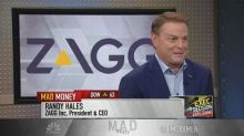 We operate as a house of brands: Zagg CEO
