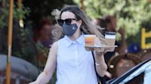 Pregnant Rachel McAdams Makes a Food Run in L.A., Plus Kendall and Hailey, Snoop Dogg and More