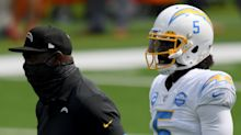 Will the Chargers be to blame for Tyrod Taylor's strange injury?