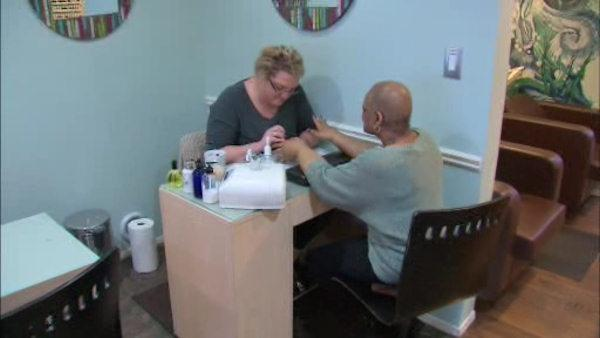 Salon provides free services for cancer patients