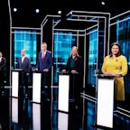 What time is the BBC Prime Ministerial leaders debate tonight?