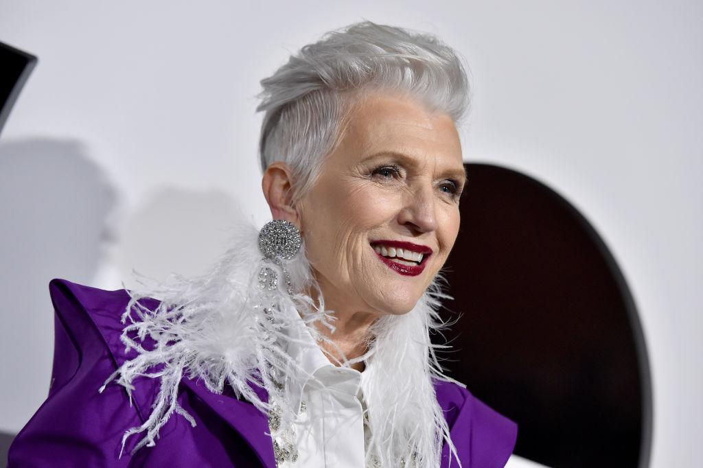 Model Maye Musk reveals her secret to staying slim at 71