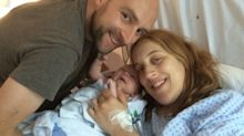 Birth Diaries: 'I Didn't Sleep For Three Days During Labour. I Was Utterly Exhausted'