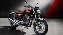 Honda H'ness CB 350 motorbike launched at Rs. 1.90 lakh