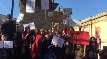 Oxford School Students Take Part in Climate Protest